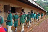 Secondary school students, Kumbo