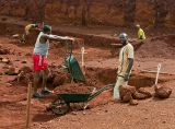 Construction workers, Kumbo