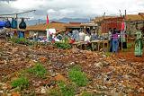 Conveniently located rubbish dump