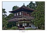 Ginkaku-ji (The Silver Pavilion), Kyoto
