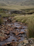 Afon Llafar and Sheepfold