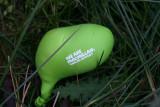Deflated Macmillan Balloon