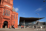 Senedd and Pierhead Building