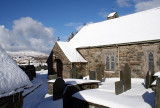 Snow at St Madryn's