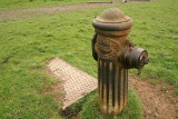 South Camp Fire Hydrant
