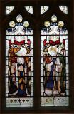 Elizabeth Hatton Wood and Saint David