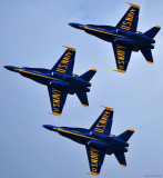 Blue Angels - undership formation