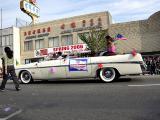 LOs Angeles Mayor's car