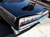 1962 Chevrolet Impala rear deck