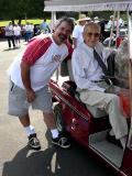 Wally Parks, NHRA founder and admirer