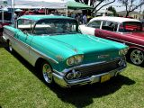 1958 Chevrolet Bel-Air Sport Coupe