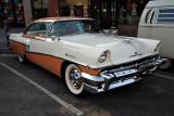 1956 Mercury Montclair Two Door Hardtop - Click on photo for more info