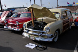 Dave & Donna Didier's '51 Ford Woodie