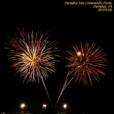 08/04/06 Fireworks, Paradise, PA
