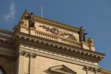 Rudolfinum - Statues on the Roof