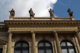 Rudolfinum - Statues on the Roof 02