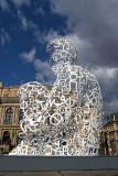 WE - Sculpture by Jaume Plensa Outside Rudolfinum 03