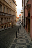 On the Streets in Prague 12