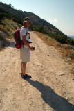 Chris in Akamas Peninsula