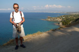 Chris in Akamas Peninsula 02