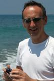 Chris on the Beach 02