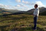 Chris Enjoying the Lake District