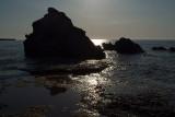 Rocks on Akamas Beach 03