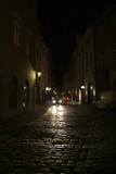 On the Streets of Prague at Night 03
