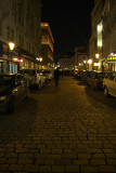 On the Streets of Prague at Night 04