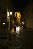 On the Streets of Prague at Night 05