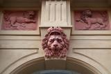 Building Detail Prague 04