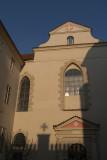 Building with Crosses Prague