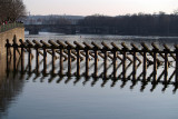 By the River Vtlava Prague 02