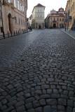 Cobbled Street Prague 03