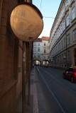 On the Streets in Prague 16