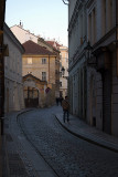 On the Streets in Prague 17