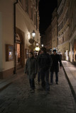 On the Streets of Prague at Night 08