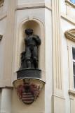 Building Detail Prague 07