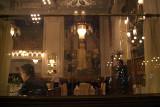Looking in the Restaurant Prague