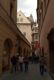 On the Streets in Prague 29
