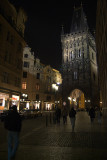 On the Streets of Prague at Night 13