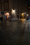 On the Streets of Prague at Night 14