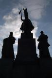 Statue of Wenceslas Wenceslas Square Prague 05