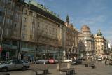 Wenceslas Square Prague 03