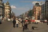 Wenceslas Square Prague 05