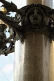Building Detail Prague 09