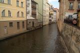 Canal in Prague 02