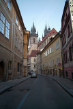 On the Streets in Prague 36