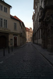 On the Streets in Prague 38