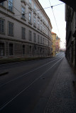 On the Streets in Prague 40